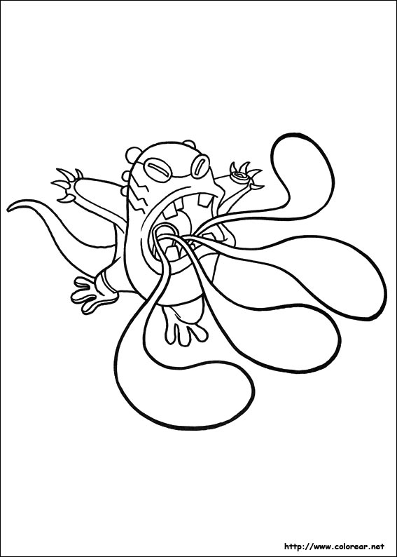 stinkfly coloring pages - photo#28