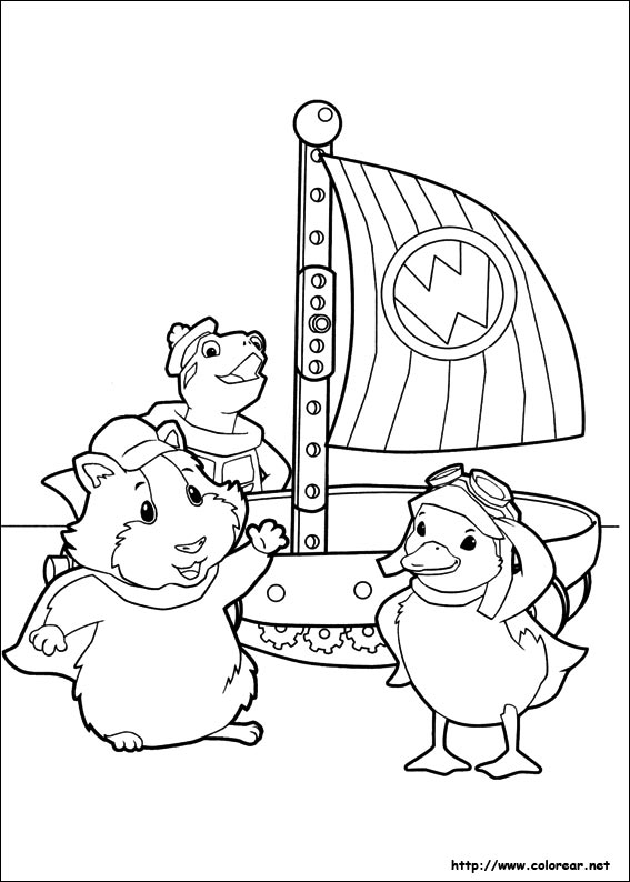 wallykazam coloring pages to print - photo #31