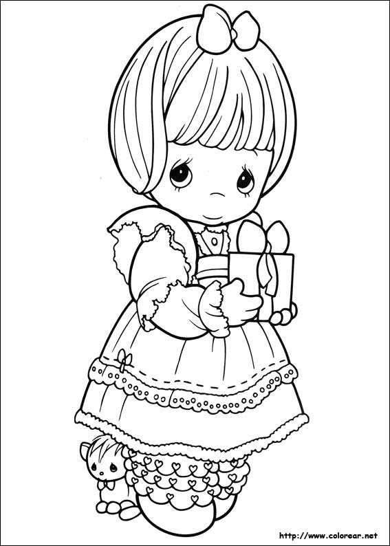 biblicos para colorear dibujos de preciosos momentos dibujos en blanco