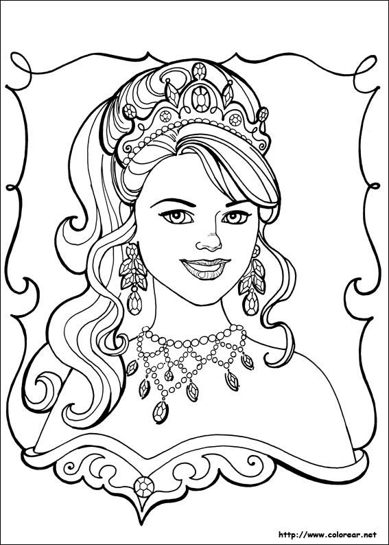 Dibujos de Princesa Leonora