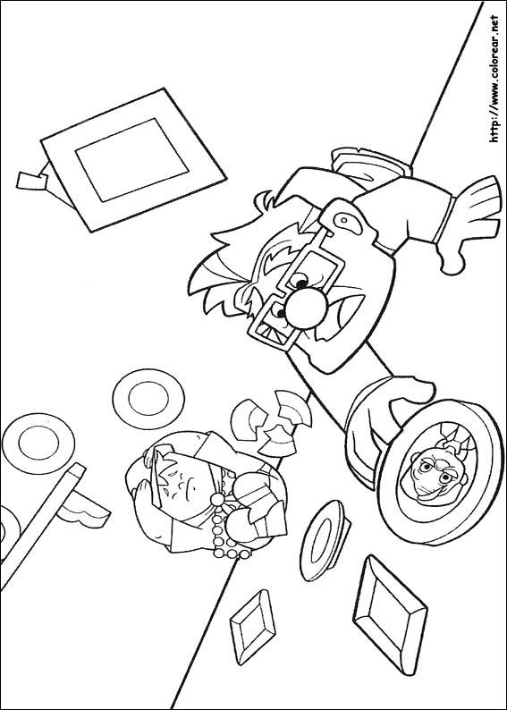 Dibujo de Olaf de Frozen para colorear | Dibujos para