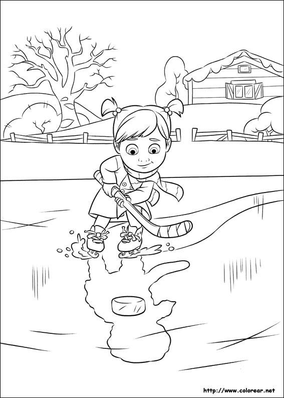 Disney Inside Out Coloring Pages Pdf : Dibujos para colorear de intensa mente