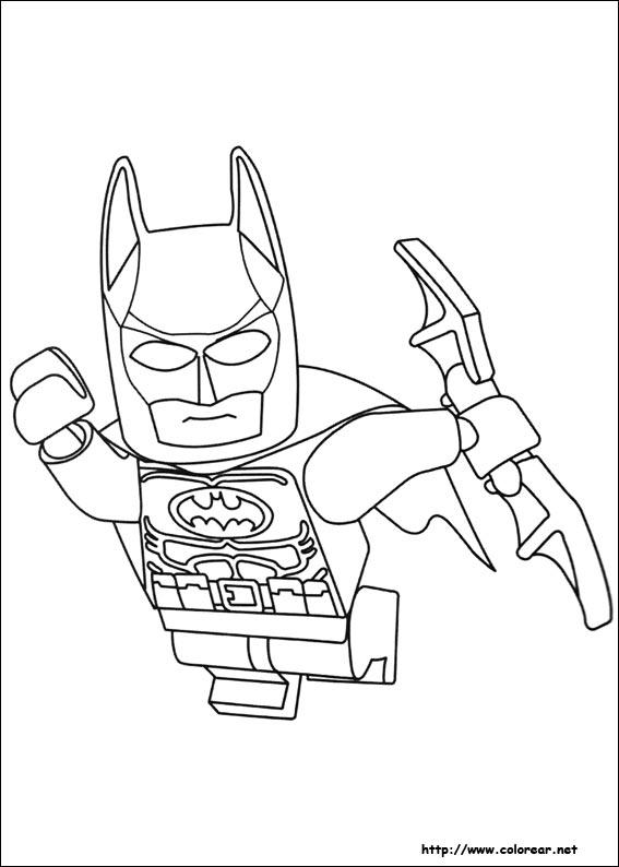Encantador Transformador Lego Para Colorear Ideas - Ideas Para ...